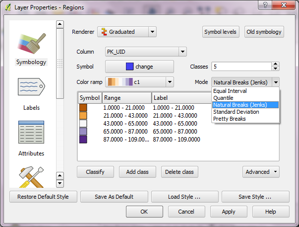 More Classification Algorithms for QGIS   Free and Open Source GIS