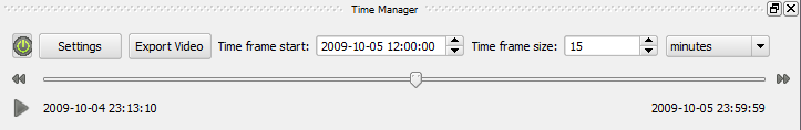 An Introduction to Time Manager for QGIS | Free and Open