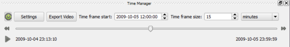 An Introduction to Time Manager for QGIS