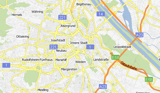 """Google Maps""""-Style Road Maps in QGIS 