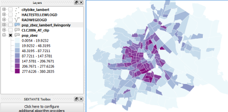 improving population density maps using dasymetric mapping