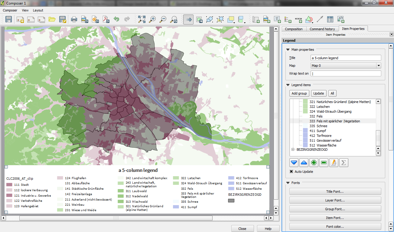 Print Composer 2 0 – Take #2 | Free and Open Source GIS