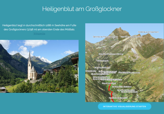 Image of Heiligenblut by Angie (Self-photographed) (GFDL (http://www.gnu.org/copyleft/fdl.html) or CC BY 3.0 (http://creativecommons.org/licenses/by/3.0)), via Wikimedia Commons