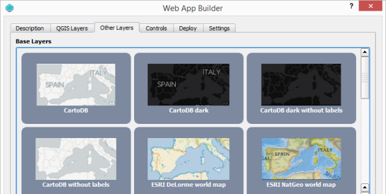 Preview of Web App Builder from Victors presentation