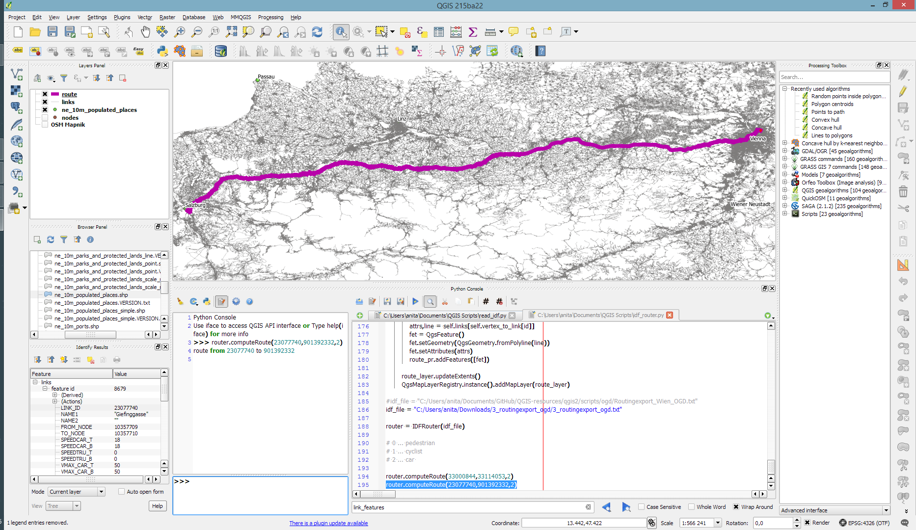 Drawing Lines In Qgis : Qgis plugins planet