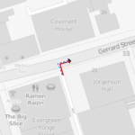 missing restriction in OSM?
