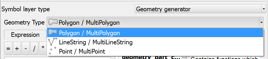 Quick Guide To Geometry Generator Symbol Layers Free And Open