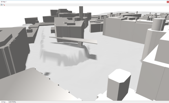 Intro to QGIS3 3D view with Viennese building data | Free