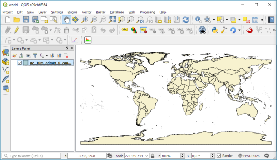Qgis plugins planet in the layouts dialog each map item now has a crs property for example the overview map is set to worldrobinson while the main map is set to etrs laea gumiabroncs Gallery