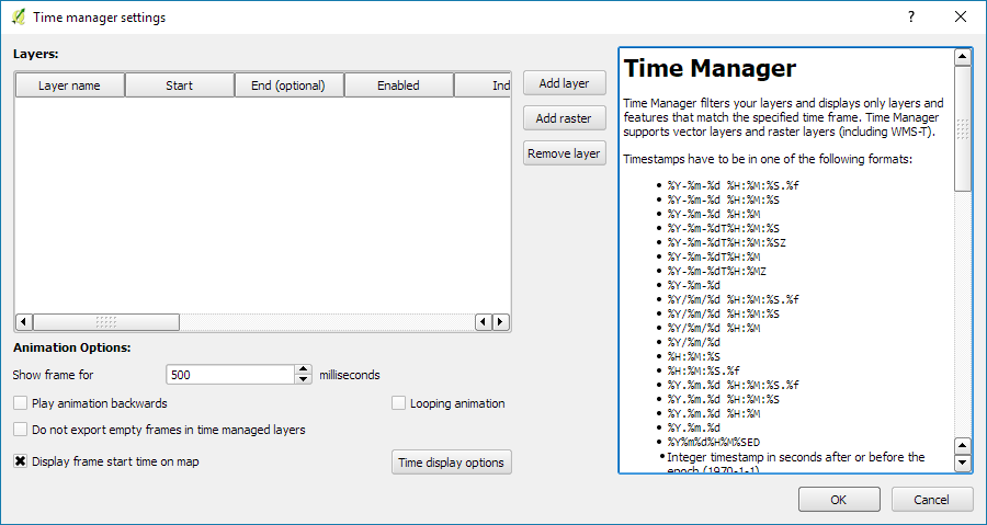 Time Manager | Free and Open Source GIS Ramblings